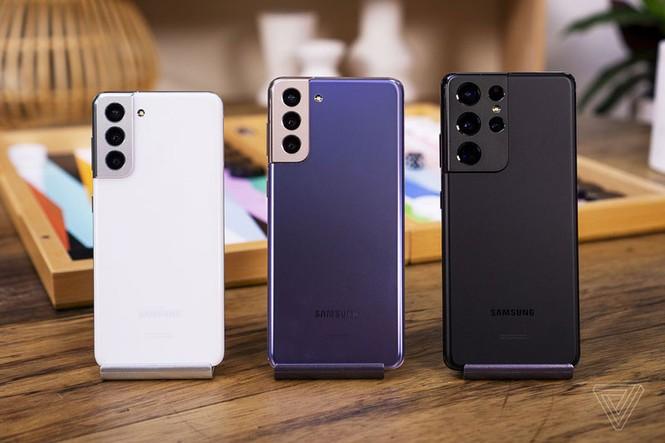 Hé lộ giá bán Samsung Galaxy S21 Series tại Việt Nam - ảnh 2