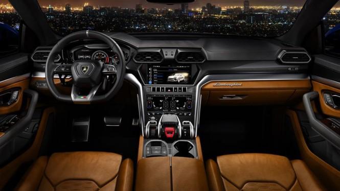 Lamborghini Urus 2019 chính thức ra mắt - ảnh 2