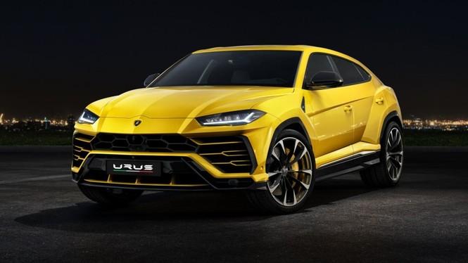 Lamborghini Urus 2019 chính thức ra mắt - ảnh 1