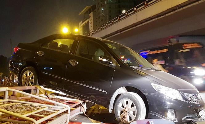 Toyota Việt Nam dính lỗi túi khí - ảnh 1