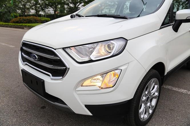 Đánh giá Ford Ecosport 2018 ở Việt Nam - ảnh 2