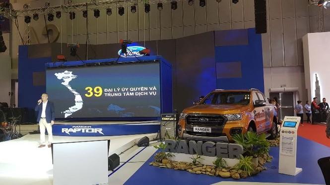 Gian hàng Ford ở Vietnam Motor Show 2018 - ảnh 4