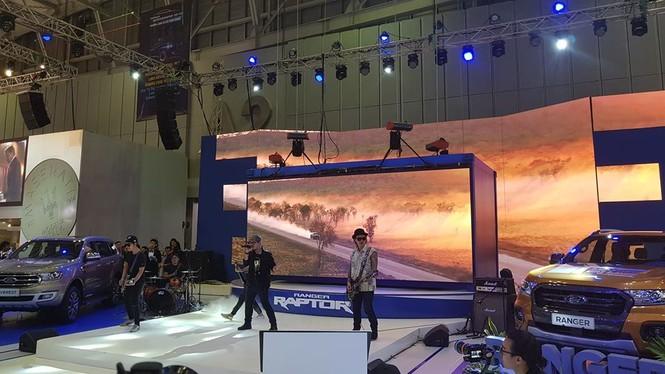 Gian hàng Ford ở Vietnam Motor Show 2018 - ảnh 5