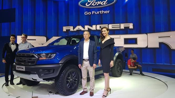 Gian hàng Ford ở Vietnam Motor Show 2018 - ảnh 6