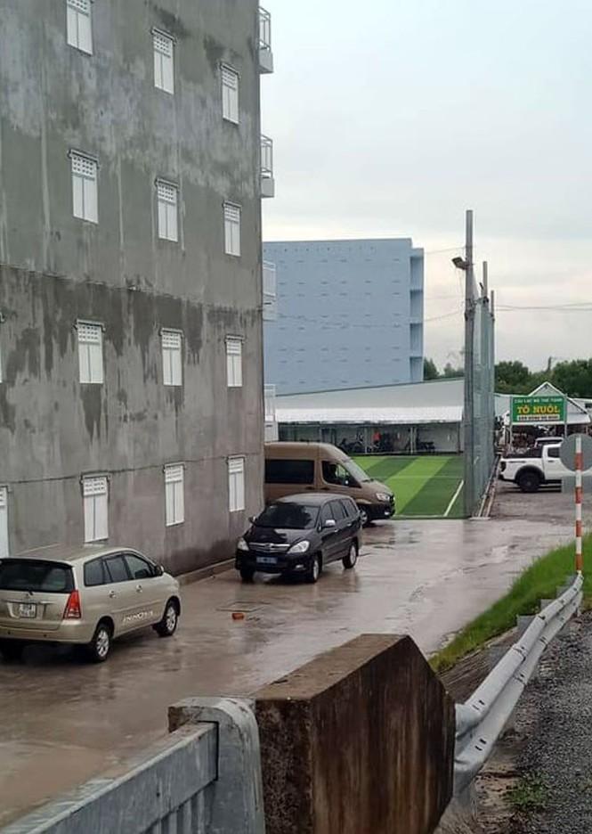 Nhiều xe biển xanh dự khai trương nhà nuôi yến của Chủ nhiệm UBKT Tỉnh uỷ - ảnh 2