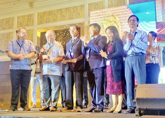 Gạo ST24 của Việt Nam đạt danh hiệu gạo ngon nhất thế giới - ảnh 1