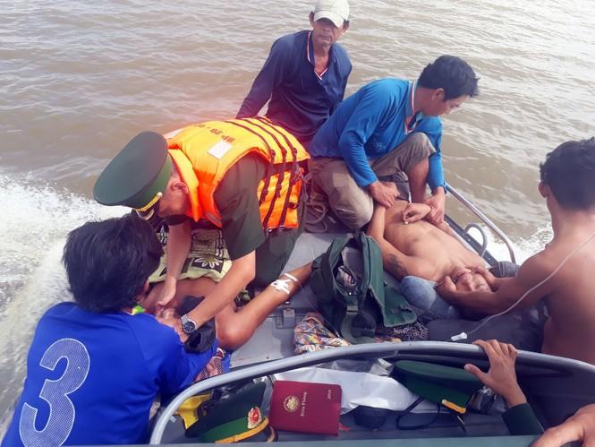 Kiên Giang: 2 người tử vong, 3 người nguy kịch do ngộ độc khí  - ảnh 1