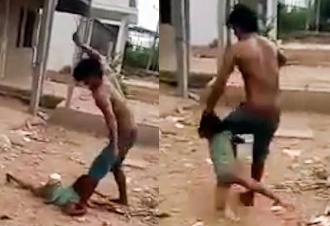 Sóc Trăng: Điều tra nam thanh niên đánh đập con gái 6 tuổi dã man - ảnh 1