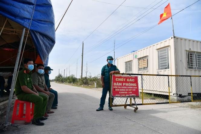 Kiên Giang tăng cường lực lượng hỗ trợ phòng chống dịch tuyến biên giới Tây Nam  - ảnh 1