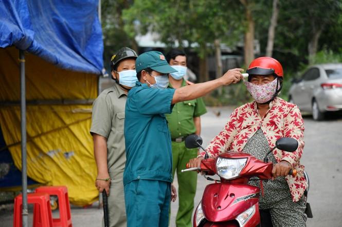 Kiên Giang tăng cường lực lượng hỗ trợ phòng chống dịch tuyến biên giới Tây Nam  - ảnh 3