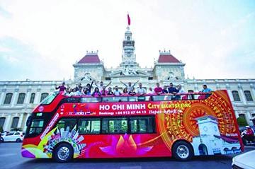 Sài Gòn trong mắt du khách ngoại - ảnh 1