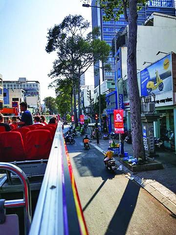 Sài Gòn trong mắt du khách ngoại - ảnh 2