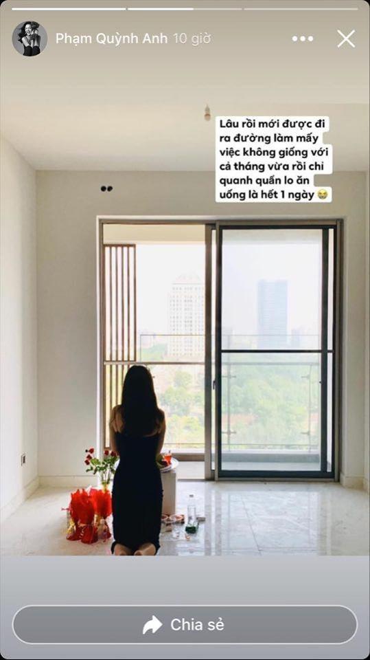 Sao Việt 24h: Juun Đăng Dũng hợp tác cùng hoạ sĩ nổi tiếng, Phạm Quỳnh Anh khoe nhà mới - ảnh 6