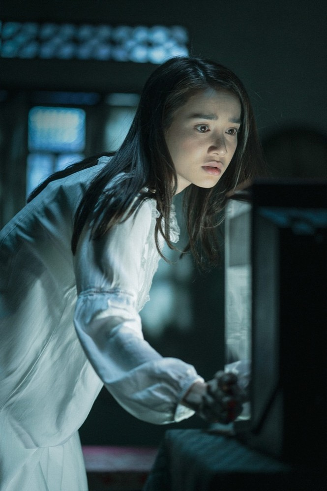 Nhã Phương trở thành bà xã của Trương Thế Vinh trong phim điện ảnh mới - ảnh 5