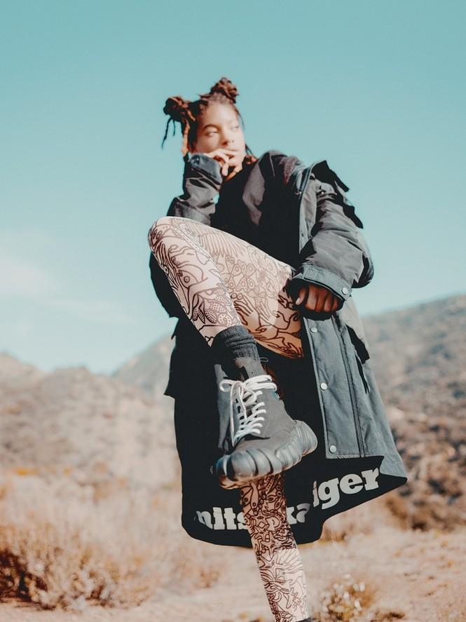 Willow Smith: biểu tượng thời trang và tiếng nói chống phân biệt chủng tộc - ảnh 6