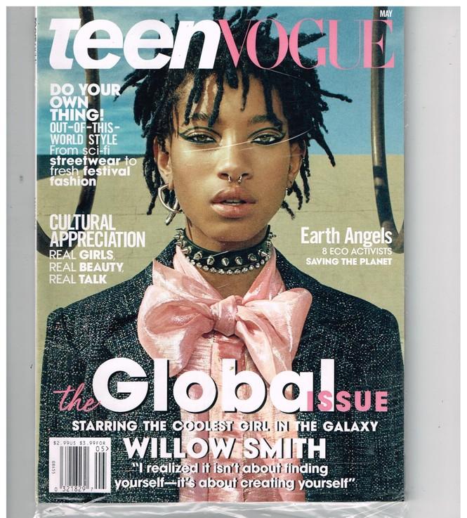 Willow Smith: biểu tượng thời trang và tiếng nói chống phân biệt chủng tộc - ảnh 2