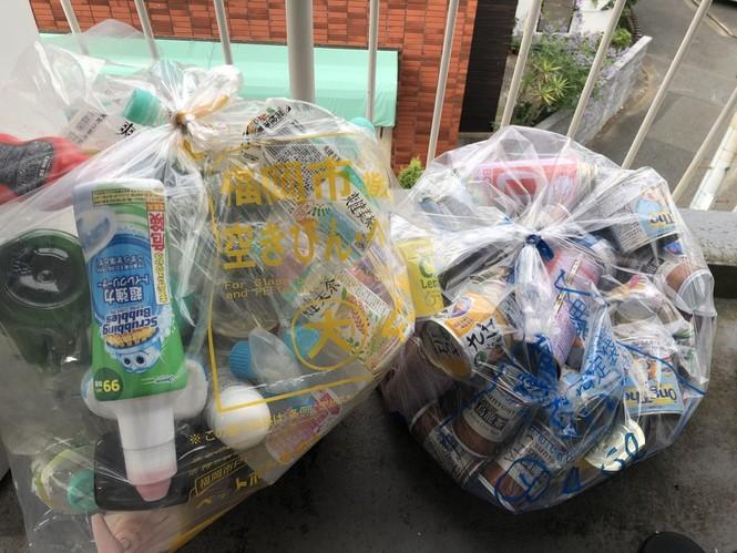 Tìm hiểu cách phân loại rác thải và văn hoá đem rác về nhà của người Nhật - ảnh 2