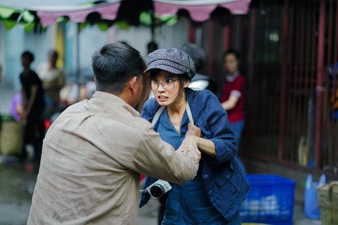 """Hoàng Yến Chibi hoá """"đả nữ"""", hứa hẹn lột xác ngoạn mục trong phim mới - ảnh 4"""