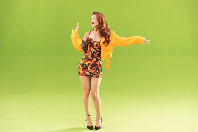 Chi Pu kêu gọi khán giả hợp sức sáng tạo khi ra mắt MV