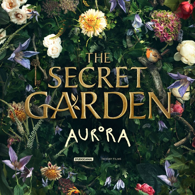 Chìm đắm trong khu vườn bí mật của AURORA qua single mới nhất