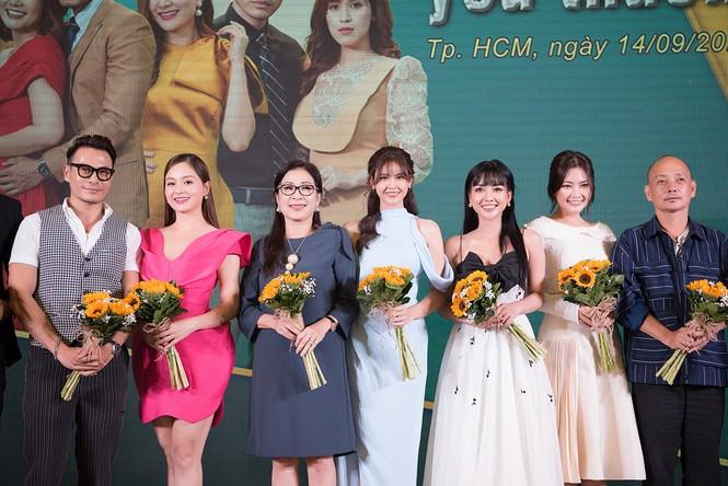 Trương Quỳnh Anh khóc vì nhân vật trong phim mới do quá giống mình - ảnh 6