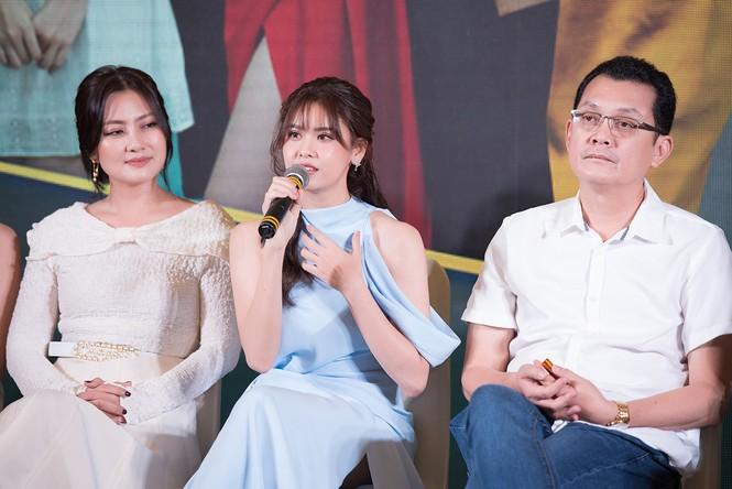 Trương Quỳnh Anh khóc vì nhân vật trong phim mới do quá giống mình - ảnh 3