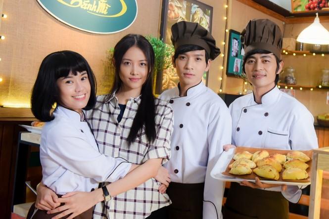 """Dàn diễn viên chính của """"Tiếng sét trong mưa"""" cùng tái xuất trong """"Vua Bánh Mì"""" bản Việt - ảnh 2"""