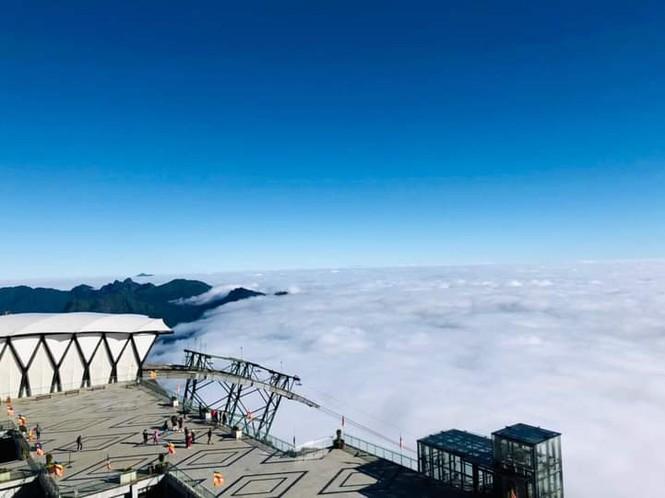 """Ngất ngây với hành trình """"săn mây"""" vào mùa đẹp nhất trong năm tại Sa Pa  - ảnh 3"""