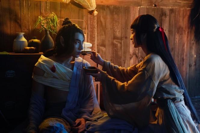 Isaac hoá hồ ly chín đuôi trong chuyện tình xuyên kiếp bi thương với Jun Vũ - ảnh 4