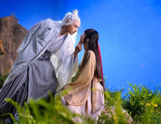 Isaac hoá hồ ly chín đuôi trong chuyện tình xuyên kiếp bi thương với Jun Vũ - ảnh 7