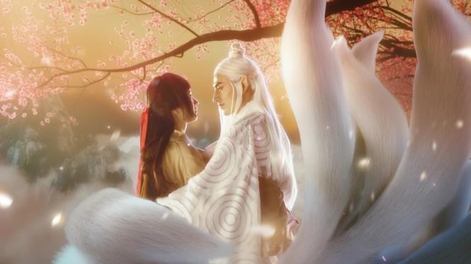 Isaac hoá hồ ly chín đuôi trong chuyện tình xuyên kiếp bi thương với Jun Vũ - ảnh 6