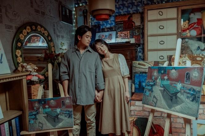 Trấn Thành song ca đầy cảm xúc cùng Thuỳ Chi trong MV Nói Chia Tay Thật Khó - ảnh 4