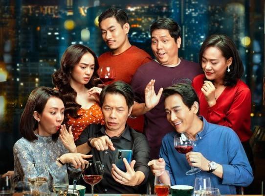 """""""Tiệc Trăng Máu"""": Bản remake hài hước, trọn vẹn của đạo diễn Nguyễn Quang Dũng - ảnh 1"""