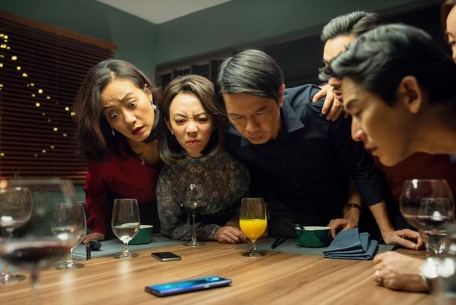 """""""Tiệc Trăng Máu"""": Bản remake hài hước, trọn vẹn của đạo diễn Nguyễn Quang Dũng - ảnh 4"""