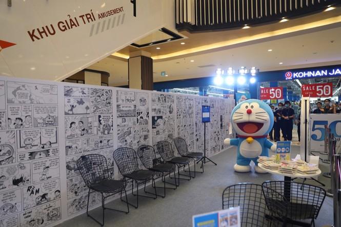 """Lạc vào chuỗi sự kiện mừng sinh nhật 50 tuổi của """"anh bạn tuổi thơ"""" Doraemon - ảnh 1"""