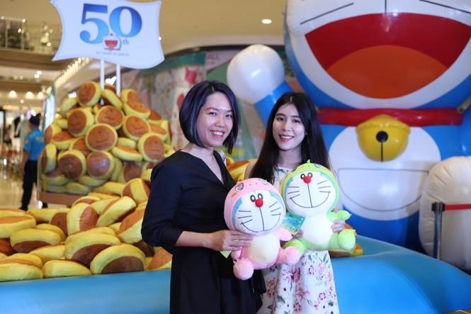 """Lạc vào chuỗi sự kiện mừng sinh nhật 50 tuổi của """"anh bạn tuổi thơ"""" Doraemon - ảnh 2"""