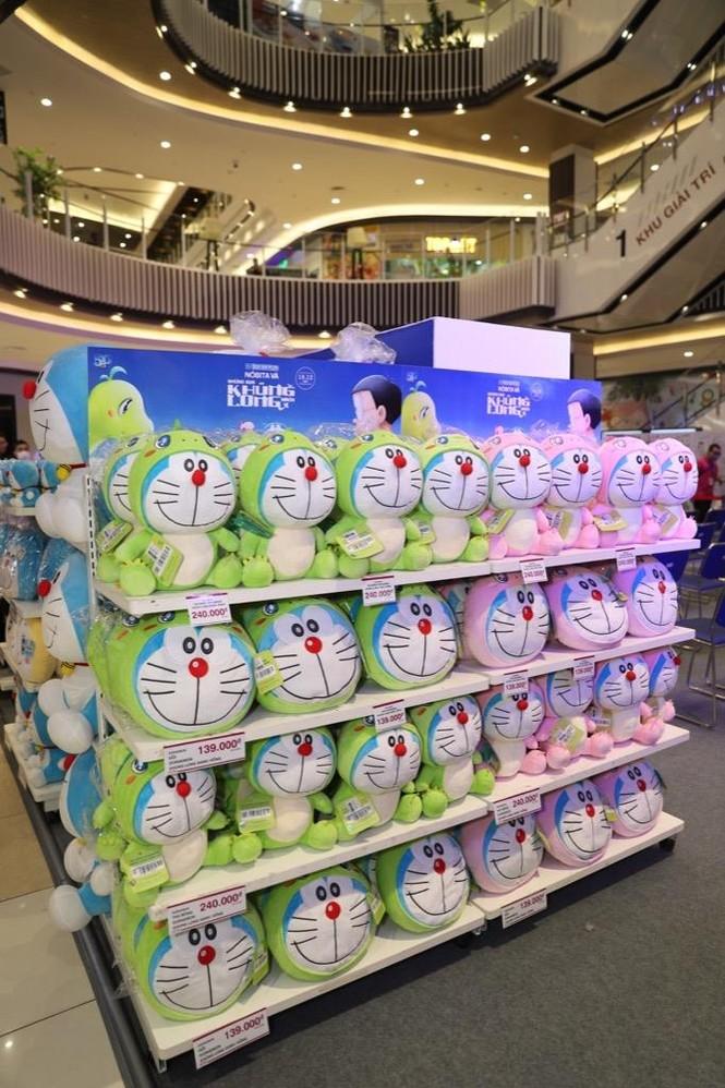 """Lạc vào chuỗi sự kiện mừng sinh nhật 50 tuổi của """"anh bạn tuổi thơ"""" Doraemon - ảnh 3"""