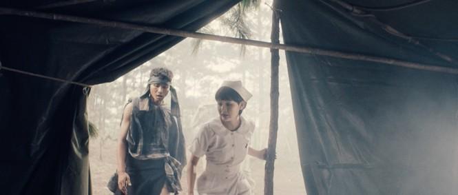 Hiền Hồ vào vai y tá, huy động ekip 200 người để tái hiện cảnh Đà Lạt xưa đầy lãng mạn - ảnh 5