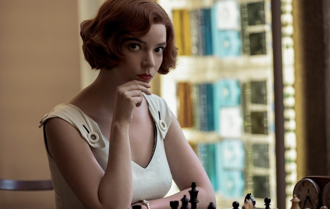 """""""Gambit Hậu"""": Hấp dẫn đến thế nào mà có thể khiến khán giả rủ nhau chơi cờ vua? - ảnh 3"""