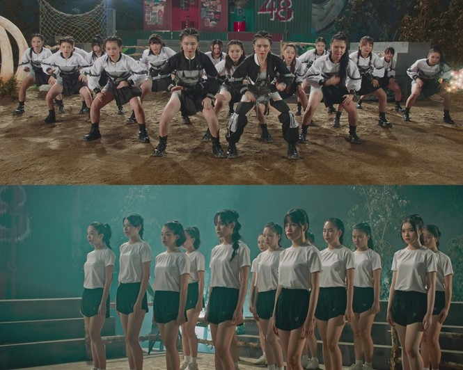 SGO48 cài cắm phương trình toán học thách đố người hâm mộ trong trailer MV mới - ảnh 1