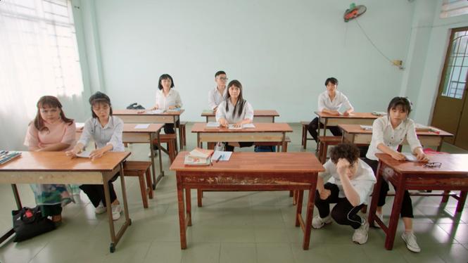 Hải Triều tung loạt câu chuyện học đường hài hước trong sitcom Chuyện Trường Chuyện Lớp - ảnh 2