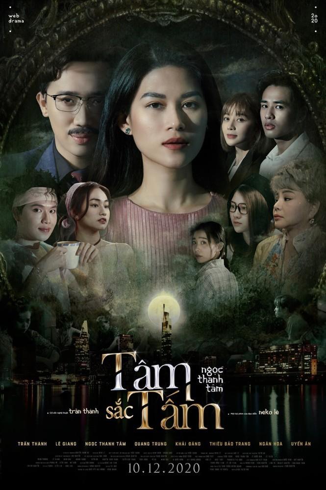 """Trấn Thành hoá """"ông hoàng truyền thông"""" - thần tượng của Ngọc Thanh Tâm trong web drama - ảnh 5"""