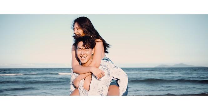 Jay Quân kết hợp rapper Chị Cả trong ca khúc mới, tung MV đẹp như mơ tại Đà Nẵng - ảnh 3