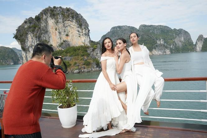 Vietnam Why Not: Võ Hoàng Yến, Hoàng My, Kim Duyên vượt loạt thử thách để giành giải Quán quân - ảnh 3
