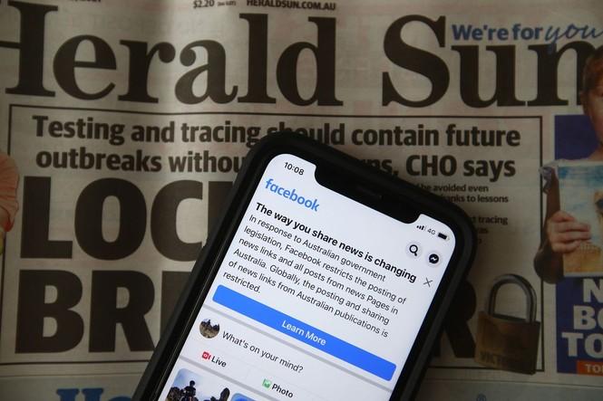 Góc nhìn của chuyên gia xoay quanh căng thẳng chưa từng có giữa Facebook và chính phủ Úc - ảnh 2