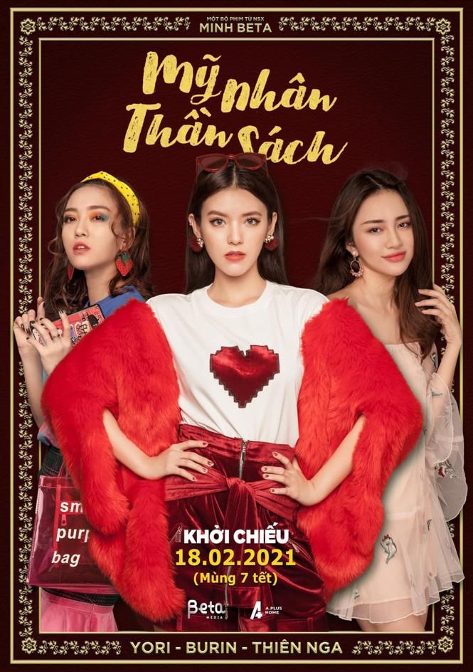 Thiên Nga kết hợp cùng nam thần Thái Lan trong phim học đường của giới siêu giàu - ảnh 3