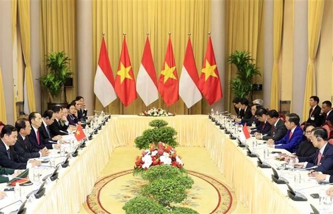 Sớm đưa kim ngạch thương mại Việt Nam - Indonesia đạt 10 tỷ USD - ảnh 2