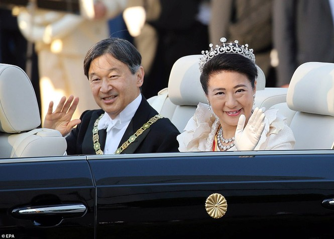 Nhật hoàng Naruhito sẽ qua đêm với nữ thần Mặt trời - ảnh 1
