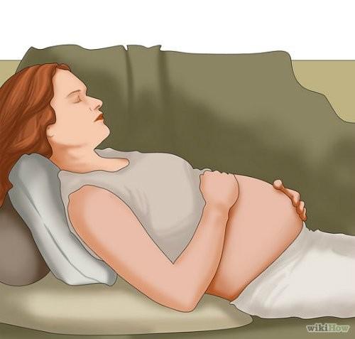 ốm nghén, bà bầu, mang thai