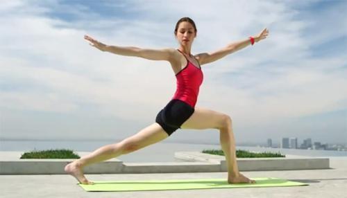 Bài tập yoga giảm cân chỉ trong 10 phút - ảnh 7